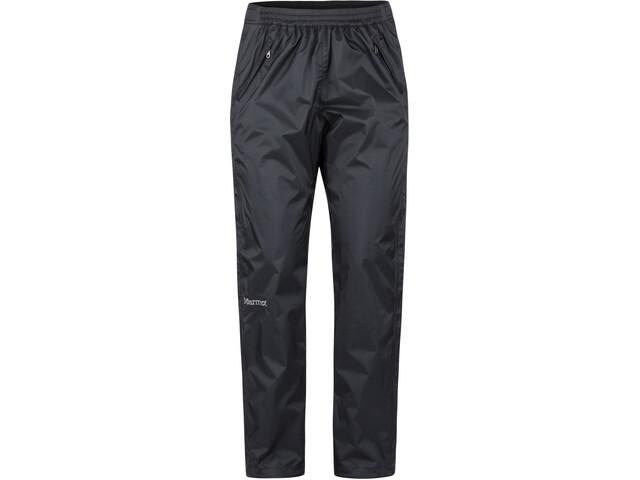 Marmot PreCip Eco Full-Zip Long Pants Women, black